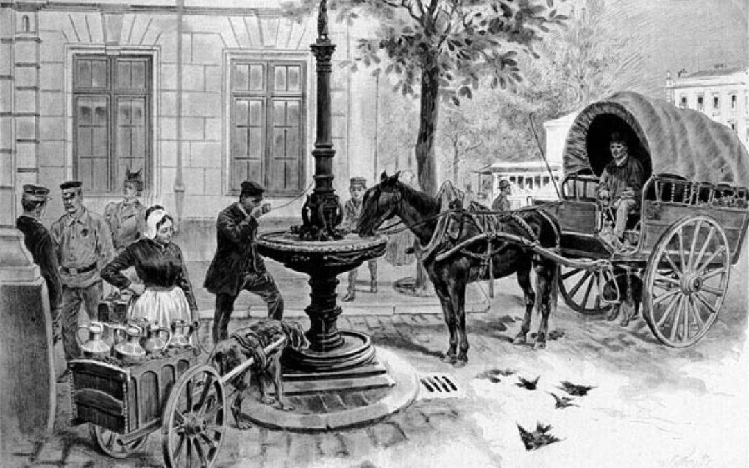 Fontaines de Montéfiore