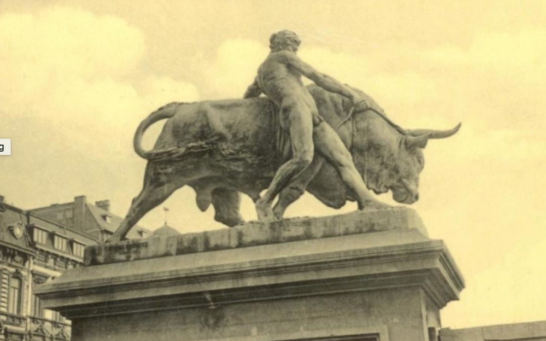 Li Torè (le Dompteur de taureau)