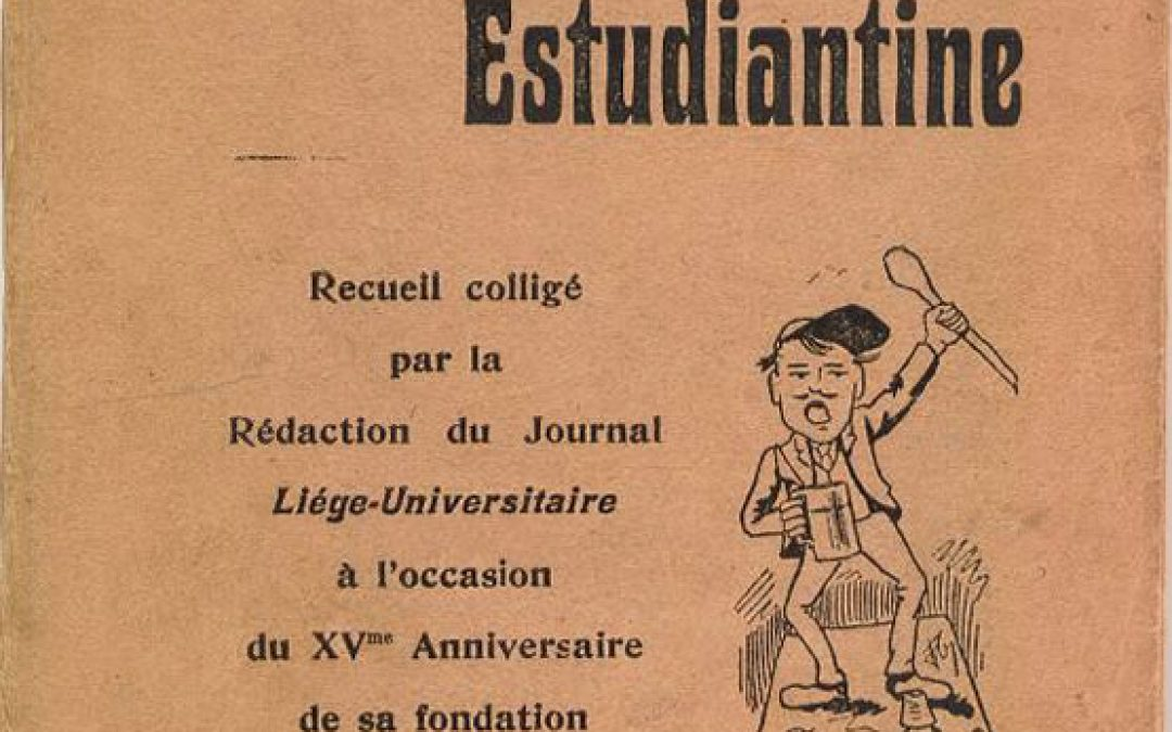 Les chants estudiantins