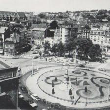 Place de l'opéra 1977