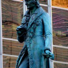 Statue André Grétry