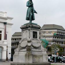 Statue André Grétry avec Socle