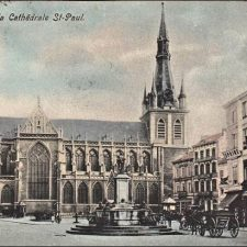 cathédrale st-paul 1905