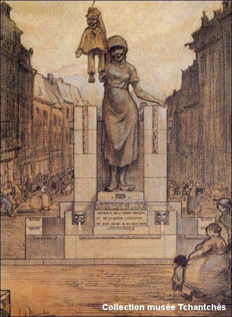 peinture monument tchantches