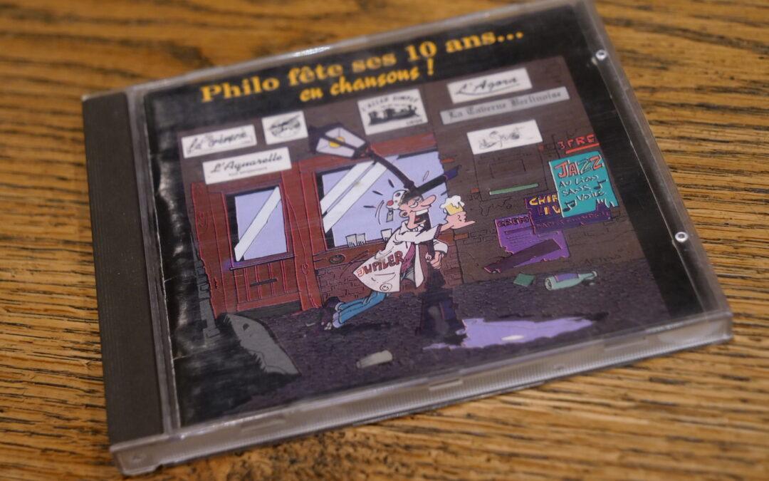 Le CD des 10 ans