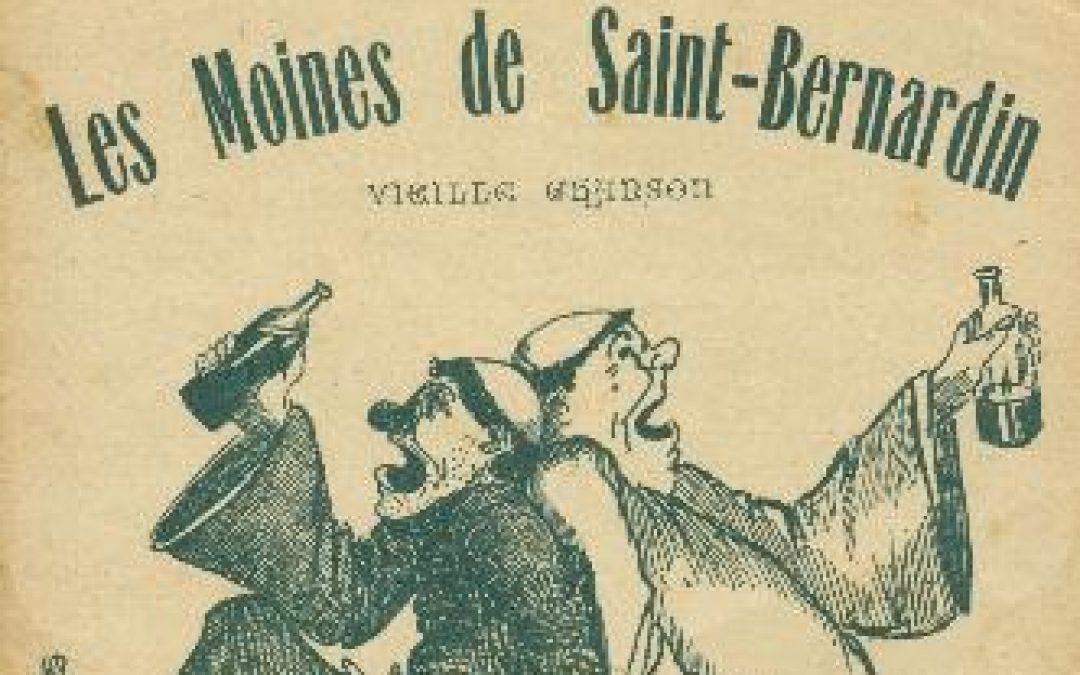 Les Moines de Saint-Bernardin